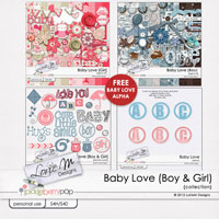 Baby Love Collection (Boy & Girl)