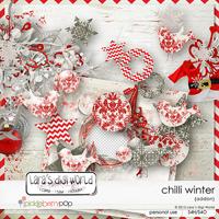Chilli Winter addon by Lara´s Digi World