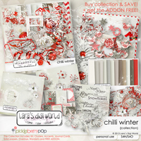 Chilli Winter Collection with FREE Add On
