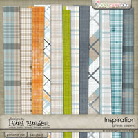 Inspiration Plaid Papers
