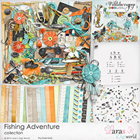 Adventure Fishing Collection