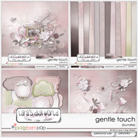 Gentle Touch bundle by Lara�s Digi World