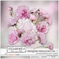 CU Designer Resources Vol. 1 by Lara�s Digi World