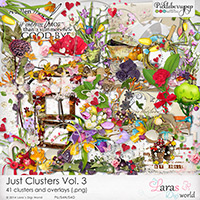 Just Clusters Vol. 3