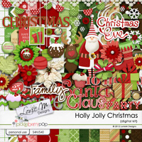 Holly Jolly Christmas Kit
