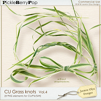 CU Grass Knots Vol.4 (Jasmin-Olya Designs)