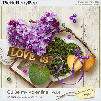 CU Be my Valentine Vol.4 (Jasmin-Olya Designs)