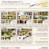One style pack #11 (Jasmin-Olya Designs)
