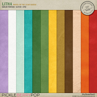 Litha Solid Papers