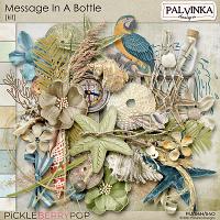 Message In A Bottle Kit