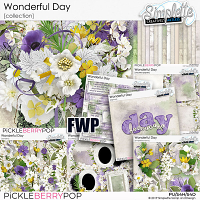 Wonderful Day (collection + FREE Labels)