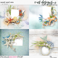 Sand and Sea Quickpages
