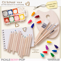 CU School Vol.4 (Jasmin-Olya Designs)