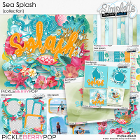 Sea Splash (collection) by Simplette