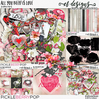 All You Need Is Love Collection