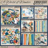 A World of Wonder {Bundle}