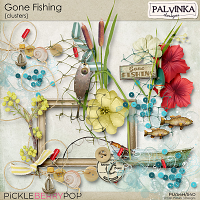 Gone Fishing Clusters