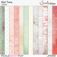 Hot Time-Paper