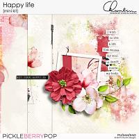 Happy life - mini kit