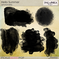 Hello Summer Photomasks