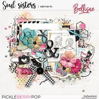 SOUL SISTERS   elements by Bellisae