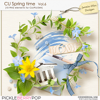 CU Spring time Vol.6 (Jasmin-Olya Designs)