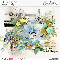 Blue Bayou-Artsy & Clusters