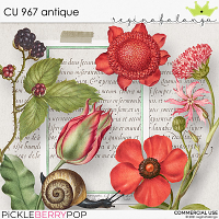 CU 967 ANTIQUE