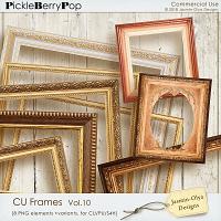 CU Frames Vol.10 (Jasmin-Olya Designs)