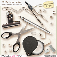 CU School Vol.6 (Jasmin-Olya Designs)