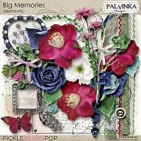 Big Memories Elements