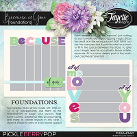 Because of You: Foundations