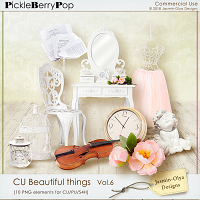 CU Beautiful things Vol.6 (Jasmin-Olya Designs)