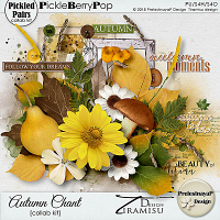 Autumn Chant, A Pickled Pairs Collab Kit