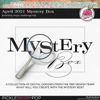 April 2021 Mystery Box