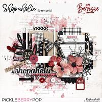 SHOPAHOLIC   elements by Bellisae