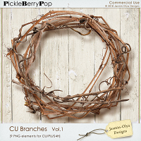CU Branches Vol.1 (Jasmin-Olya Designs)