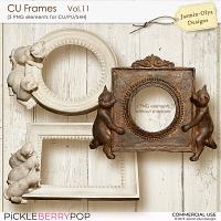 CU Frames Vol.11 (Jasmin-Olya Designs)