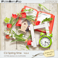 CU Spring time Vol.4 (Jasmin-Olya Designs)