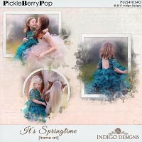 It's Springtime Frame Art by Indigo Designs