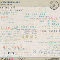 Catching Waves Poems