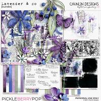 Lavender & co - bundle