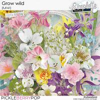 Grow wild (full kit) by Simplette