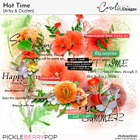 Hot Time-Artsy & Clusters