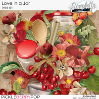 Love in a Jar (mini kit) by Simplette