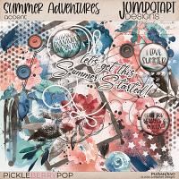 Summer Adventures {Accents}