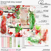 Stand tall stay sweet - bundle