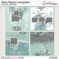 Blue Bayou-Template