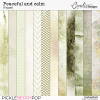 Peaceful and calm-Papers
