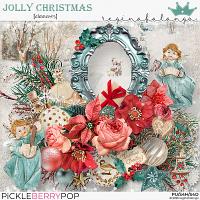 JOLLY CHRISTMAS ELEMENTS
